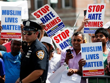 Rise in hate crimes against South Asian communities reported in US since Donald Trump became president Report
