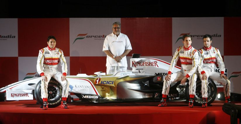 Vijay Mallya exclusive interview I take special satisfaction when Force India are called bang for buck world champions