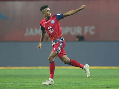 ISL 201718 Wellington Prioris strike helps Jamshedpur FC pick up vital victory over NorthEast United