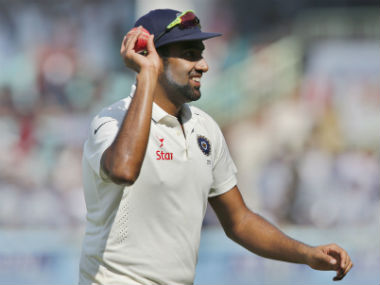 File photo of Ravichandran Ashwin. Reuters