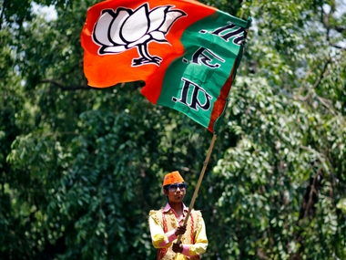 Nagaland Election BJP confident its Hindutva thrust will not impact partys prospects in Christianmajority state