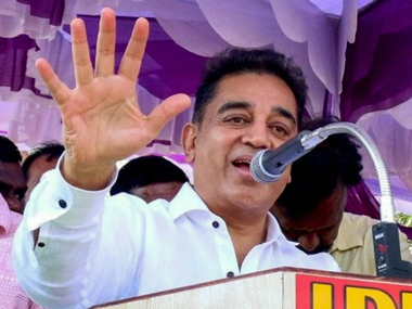 FIR filed against Kamal Haasan for outraging religious feelings with his Hindu terrorist remark on Nathuram Godse