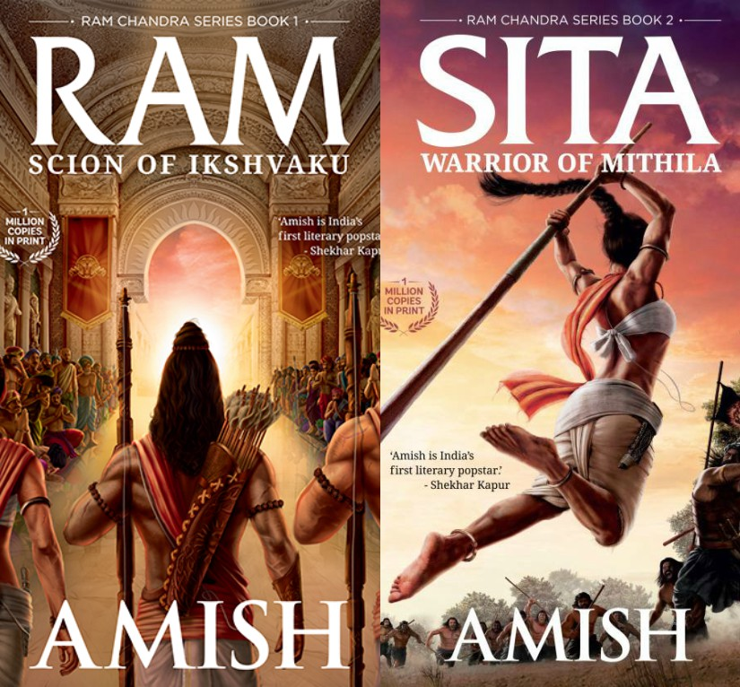 On Amish Tripathis attempt to connect Indias past present and the Brahminism of his Ram Chandra series