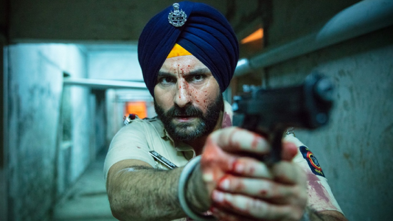 Sacred Games was a book screaming for a screen adaptation will Netflix original do justice to Vikram Chandras novel
