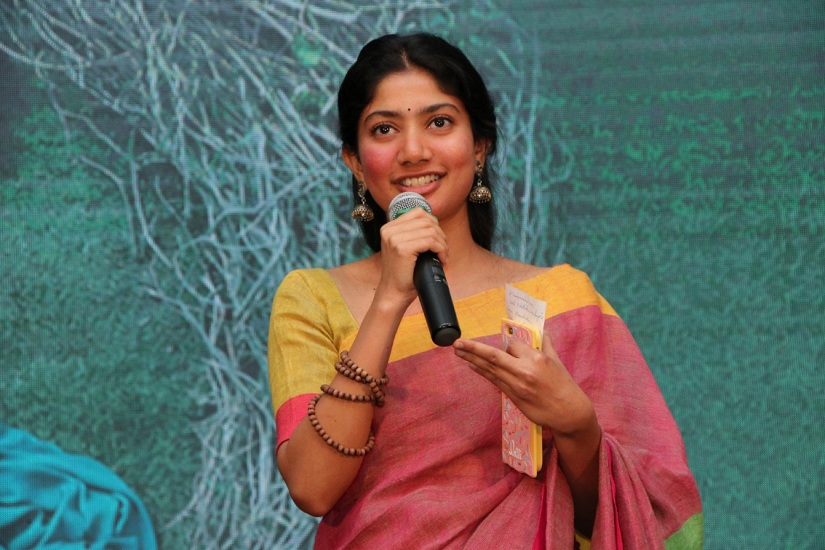 Sai Pallavi on Karu Wanted to express my gratitude to Tamil audiences with a sensible film