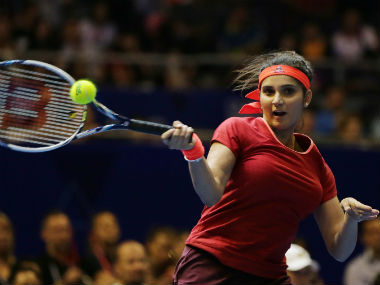 Dubai Open tennis Sania Mirza confirms participation in tournament after recovering from calf injury