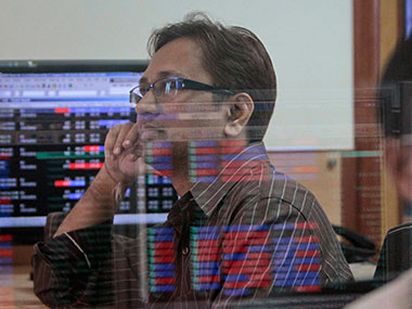 Sensex drops over 150 points Nifty below 11800mark dragged by losses in HDFC RIL ITC amid weak cues from Asian markets