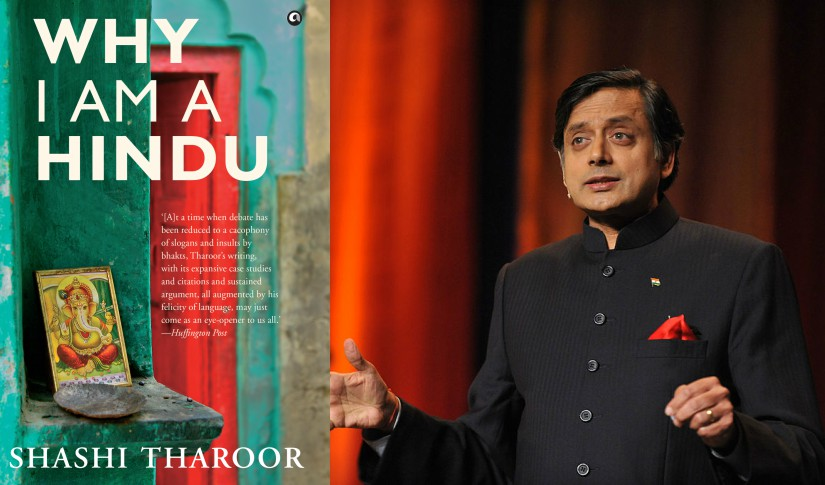 Shashi Tharoor on his book Why I am a Hindu and why he believes Hinduism is inherently liberal