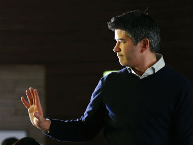 Uber cofounder Travis Kalanick severs ties with rideservices firm sells all his shares to focus on industrial kitchens