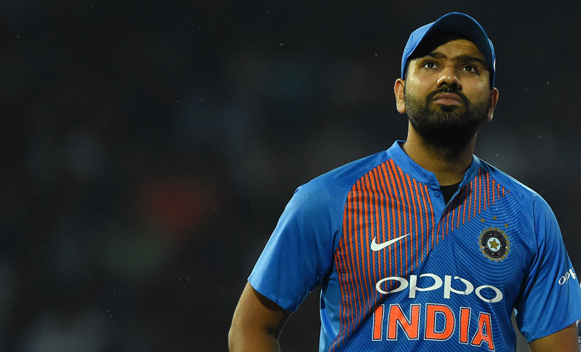 Rohit Sharma got a reality check in the 1st T20I of Nidahas Trophy 2018 in hands of Sri Lanka. AFP