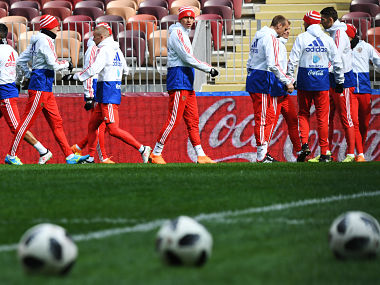 International friendlies Injuryridden Russia toughen up to battle in warmup matches against Brazil France
