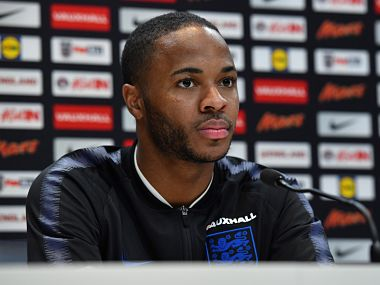 FIFA World Cup 2018 Raheem Sterling credits Pep Guardiola for transformation eyes redemption at mega event