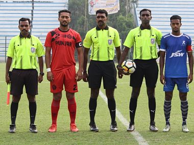 Santosh Trophy Punjab stay in hunt for semifinal berth with win over Karnataka Goa hammer Odisha