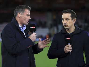 TV pundit Jamie Carragher blames moment of madness for spitting at teenage girl