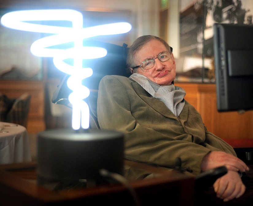Stephen Hawking a genuine legend Originality magnitude of contributions account for his mythic status