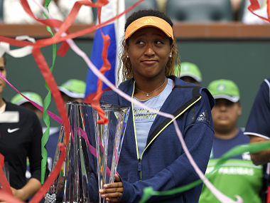 Indian Wells Naomi Osaka becomes first Japanese player to win tournament after straightsets win over Daria Kasatkina