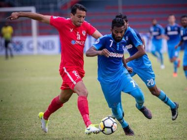 AFC Cup Aizawl FC suffer defeat at hands of New Radiant in their debut game in tournament
