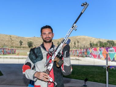 Akhil Sheoran makes up for Rio Olympics disappointment with gold medal at ISSF World Cup in Guadalajara