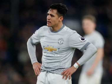 Premier League Alexis Sanchez fails to fly out with Manchester United for US tour due to personal administrative issue