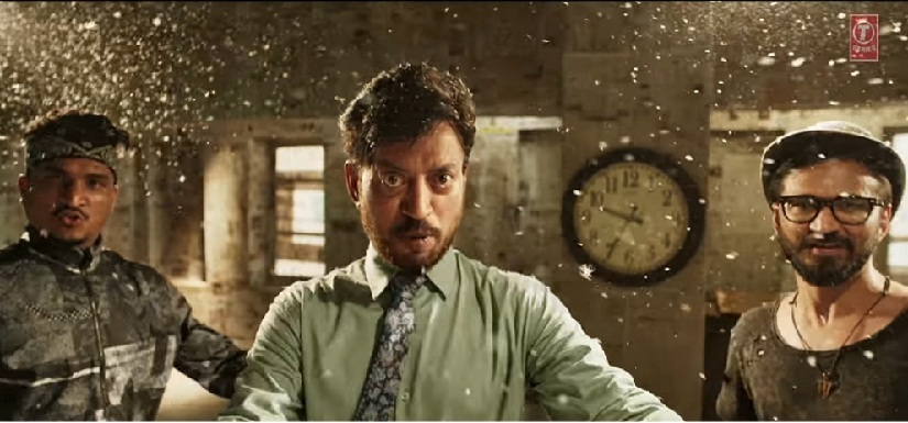 Watch Blackmail song Badla features Irrfan Khan Amit Trivedi and DIVINE in video filled with vengeance