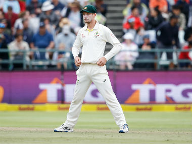 Will Cameron Bancroft play another international Test in his career? AFP