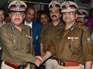 IPS officer KS Dwivedi takes charge as Bihar police chief following PK Thakurs retirement