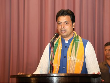 Youth should set up paan shops not chase govt for jobs Biplab Kumar Deb courts controversy yet again