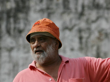 File image of Bishan Singh Bedi. Reuters