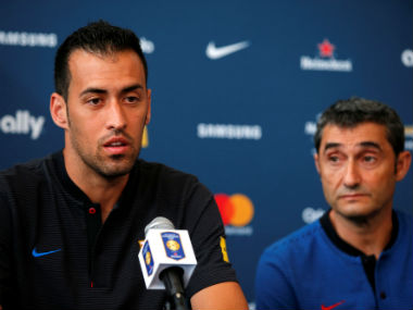 La Liga Barcelona midfielder Sergio Busquets hits out at league organisers for tight scheduling