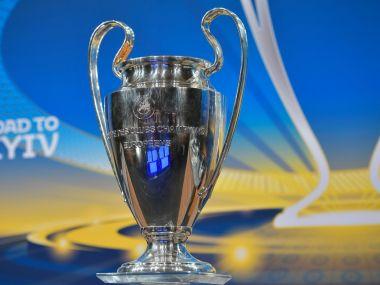 Highlights Champions League and Europa League quarterfinal draw live Real Madrid to face Juventus Arsenal take on CSKA Moscow