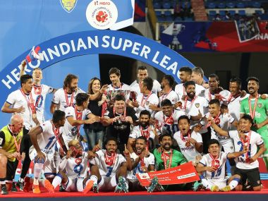 ISL 201718 Chennaiyin conquer Bengaluru FC in their own backyard to lift 2nd title in thrilling fashion