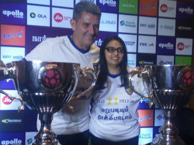 ISL 201718 Chennaiyin FC extend head coach John Gregorys contract by year after title win