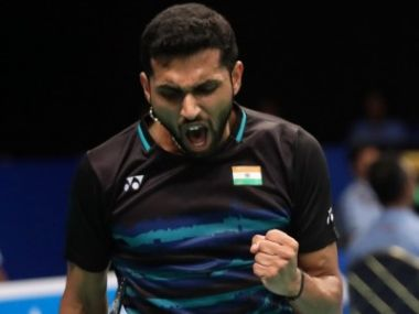 World Badminton Championships 2018 HS Prannoys draw provides him with good chance of bagging a medal in Nanjing