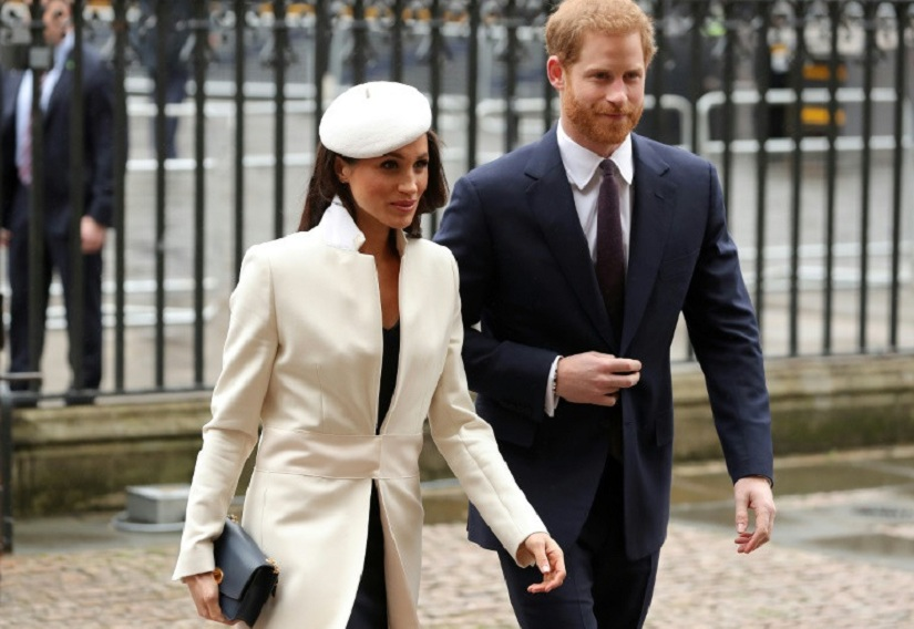 Prince Harry Meghan Markles royal wedding in May to have 600 guests see invite