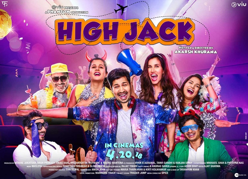 High Jack trailer Sumeet Vyas packs a punch in this trippy comedy filled with interesting characters