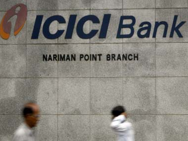 ICICI Bank shares fall nearly 4 after lenders fourthquarter earnings fail to impress investors