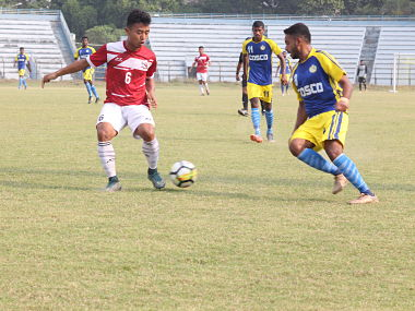 Santosh Trophy Mizoram stun sixtime champions Goa in Group B opening fixture Punjab edge past Odisha