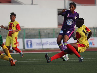 Indian Womens League Ikwaput Fazila scores five goals as Gokulam Kerala rout IGASE to pick up first win