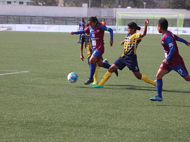 Indian Womens League 2018 Eastern Sporting Union start title defence with win Rising Students Club beat Gokulam