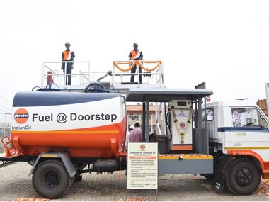Indian Oil Corp starts doorstep delivery of diesel on a pilot basis in Pune