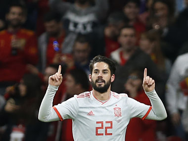 FIFA World Cup 2018 Isco relieved to play for Spain but says Zinedine Zidane has no faith in him