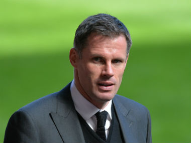 Premier League: Jamie Carragher sorry for 'spitting' at 14-year-old Manchester United fan following Liverpool's loss