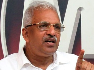 Kerala CPM leader P Jayarajan faces threat to life from hit squad police step up security