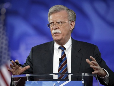 John Bolton Donald Trumps pick as national security advisor is undiplomatic even by White House standards