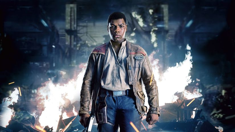 Star Wars actor John Boyega on inclusion rider We are redefining and reshaping the industry