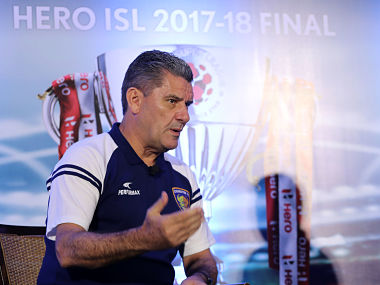 ISL 201718 Bengaluru FC are not infallible at home says Chennaiyin coach John Gregory