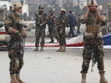 Afghanistan Suicide bomber strikes Shiite area in Kabul at least seven people killed in attack