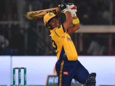 Kamran Akmal is the top scorer in this year's Pakistan Super League. Image courtesy: Twitter @thePSLt20