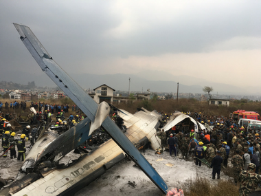 Kathmandu plane crash US offers condolences to families and loved ones of deceased victims