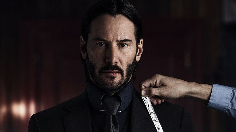 Keanu Reeves gets his own film festival in Scotland Keanu Con to screen John Wick Constantine